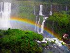 巴西·伊瓜苏瀑布