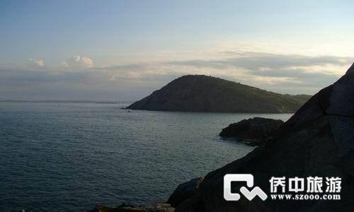 福建平潭岛 中国式海滩美景里享受你的甜蜜