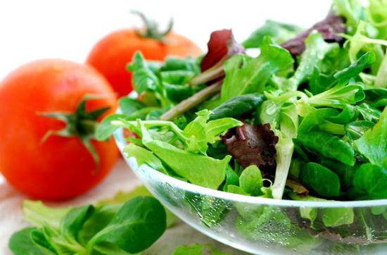 早餐吃一种水果两种蔬菜最排毒滋补