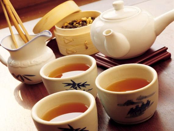 英国女王私藏养生法 爱喝中国茶