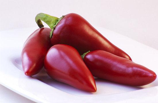 天冷吃红色食物 抗寒增强免疫力