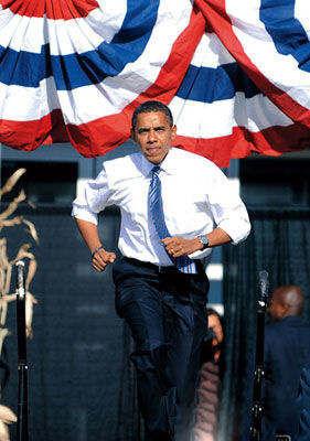 盘点奥巴马权威感穿衣法则