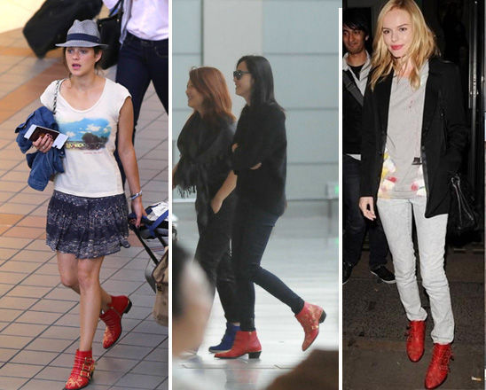 大家都爱小红靴