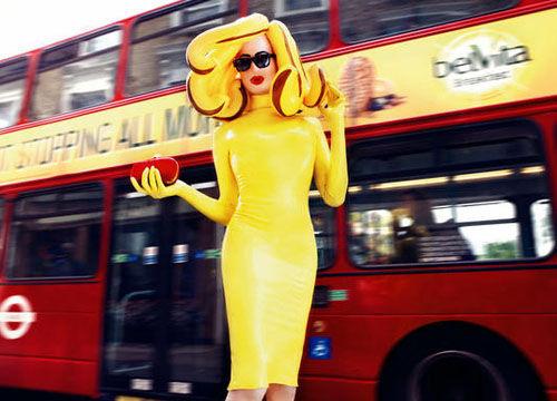 购物圣地:伦敦