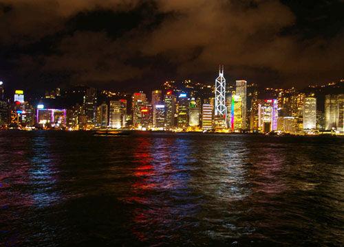 购物圣地:香港