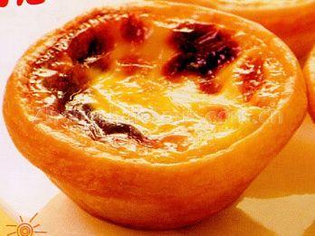美味的蛋挞(图片来源:互联网)