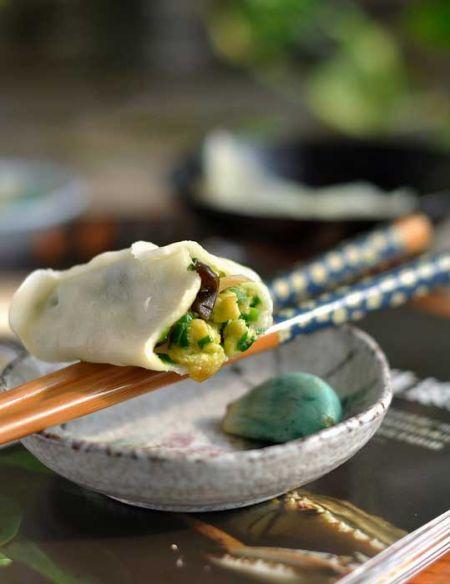 常美食懒人必会三鲜水饺