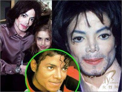 迈克尔·杰克逊 (Michael Joseph Jackson)