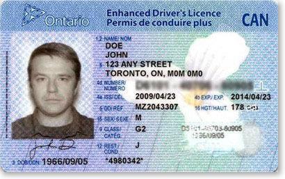 加拿大各省对考驾照有不同的规定