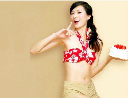 林志玲护肤品素颜霜的照片