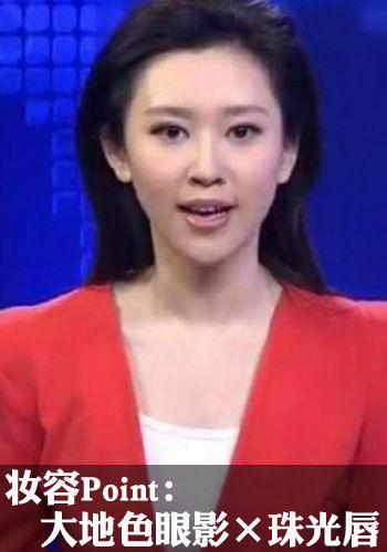 央视实习女主播:王音棋
