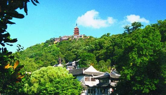 江苏南通广教寺