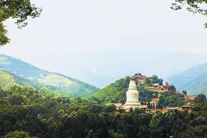 五台山佛教圣地