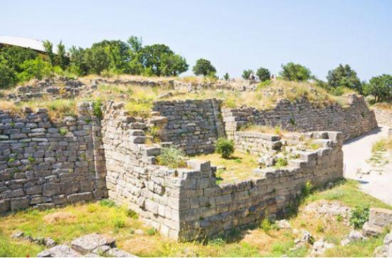 特洛伊战争遗址