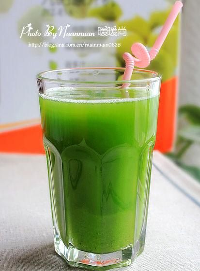 绿色奶茶果汁背景素材