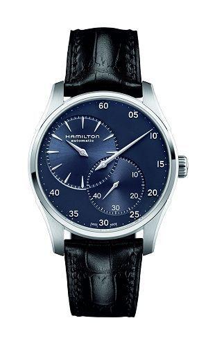 汉米尔顿爵士三针一线腕表
