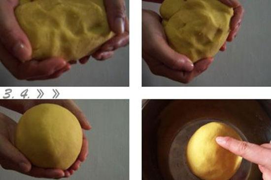 玉米面团的揉制方法