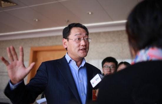 图为华润集团董事长宋林(资料图)