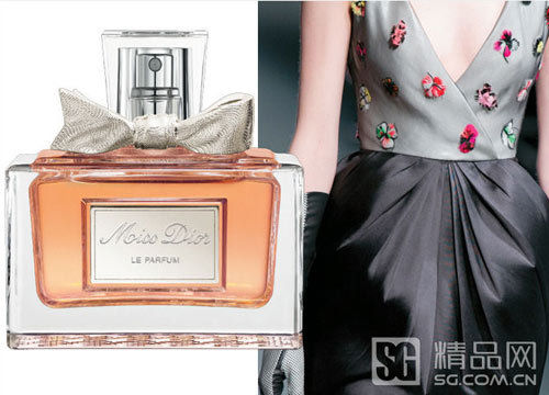 Miss Dior 迪奥小姐纯香香氛(新品)