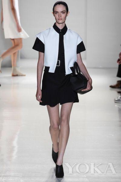 Victoria Beckham2014春夏纽约成衣秀