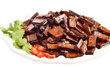 长治特色美食--平江酱干_新浪平江吃雅美食当地人芭提的图片