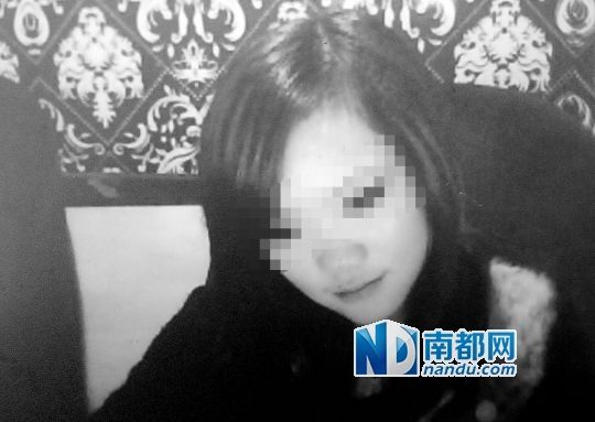 贾某某生前照片。南都记者张志韬 实习生 梁莹菲 翻拍