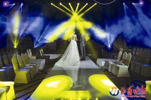 饭店婚礼现场