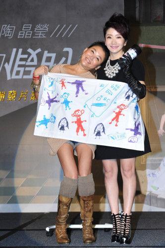 陶晶莹暌违8年发片 回应《爸爸》是误会