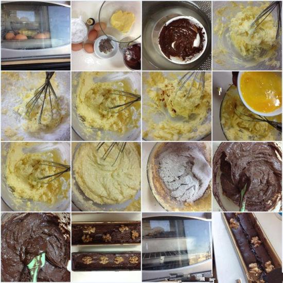 樱桃巧克力蛋糕做法图解