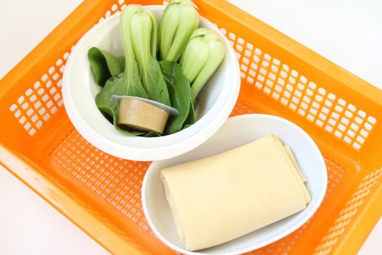 小棠菜食材