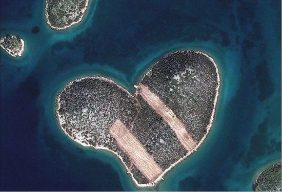 心型恋人岛