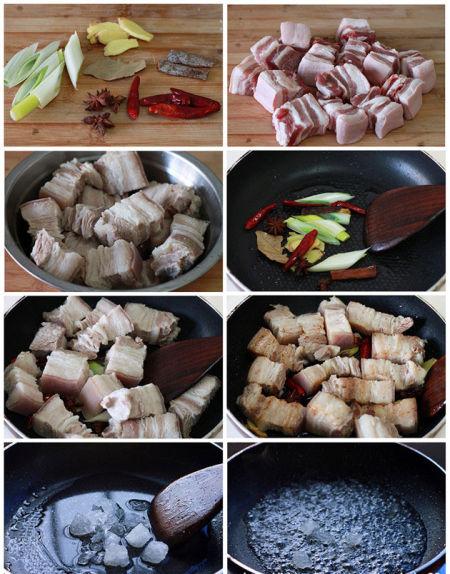 毛氏红烧肉做法