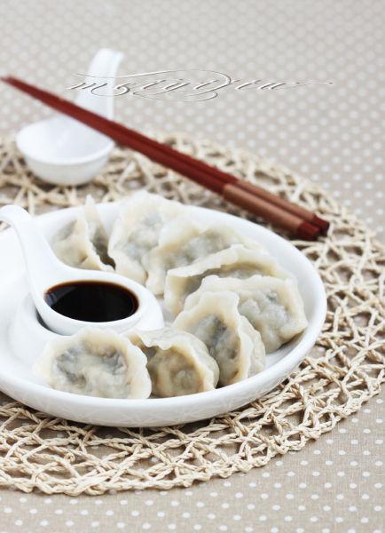 海带香菇水饺