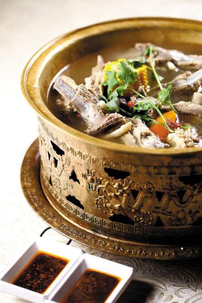 阳虚体质的人宜进食羊肉等温补食物