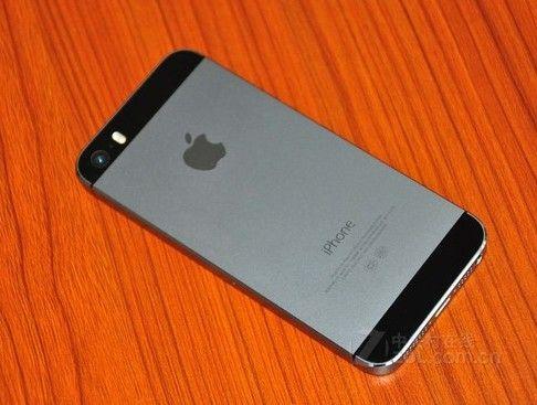 指纹解锁:苹果iphone 5s