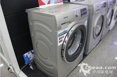 西门子洗衣机ws12m4670ti评测