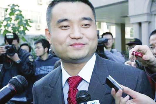 健力宝集团原董事长张海