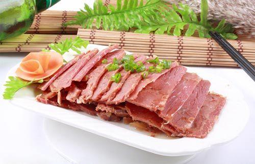 涿鹿特色美食•张家堡驴肉