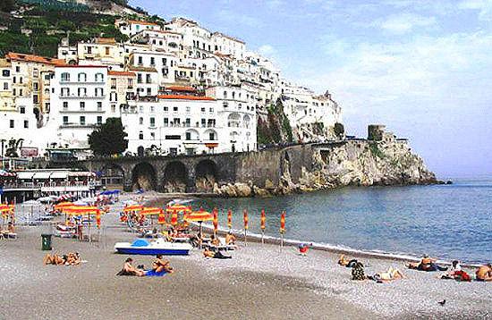 意大利阿马尔菲海岸