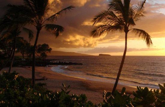 美国夏威夷毛伊岛