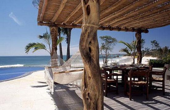 墨西哥海滨纳亚里特
