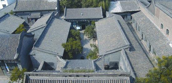 孔祥熙宅院