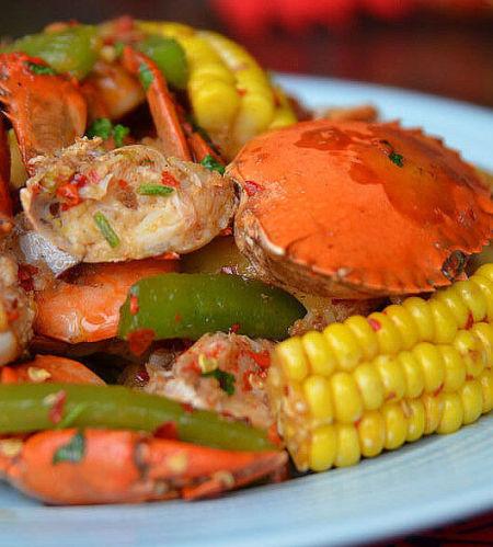 虾蟹一锅香