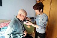 孔晓萍20年侍奉患病公婆