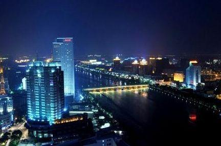宁波市夜景