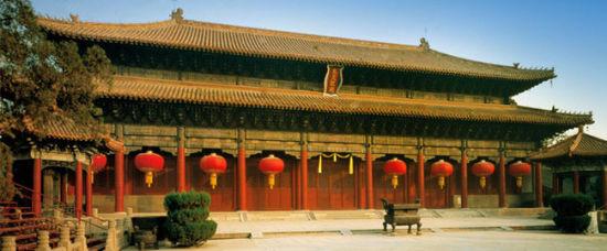 万荣东岳庙