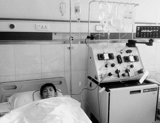 这个坚强的孩子,为了救妈妈,前后两次捐献造血干细胞。
