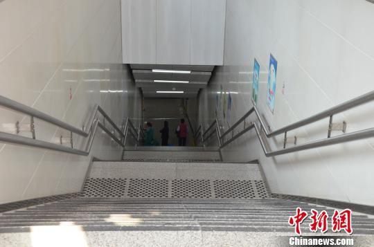 深圳地铁水湾站 刘芳 摄