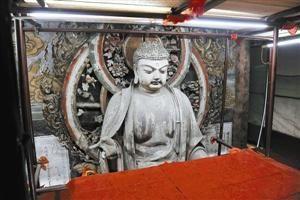 古刹福胜寺塑像