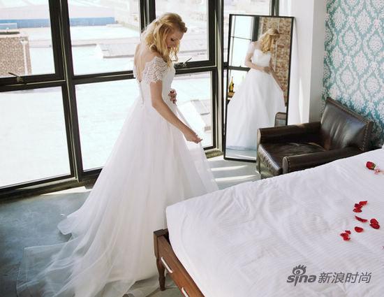 婚纱看起来都一样